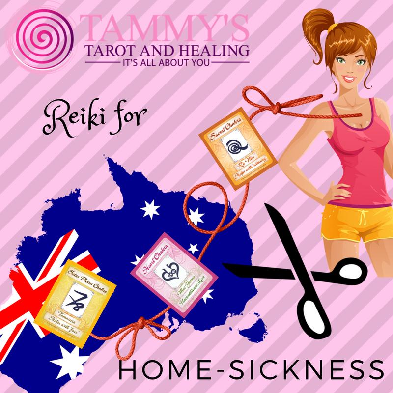 Reiki for Homesickness
