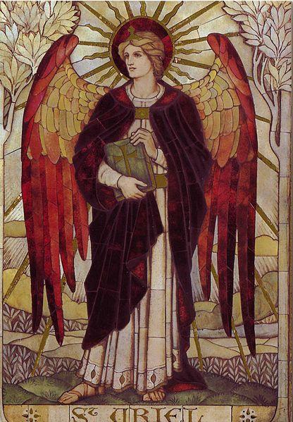 Working with Archangel Uriel