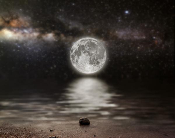 New Moon Reiki Date