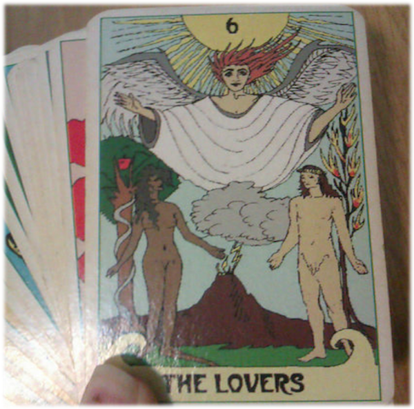 """Journey of """"The Lovers"""" - Major Arcana VII"""
