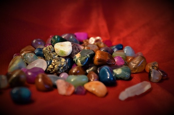 Reiki, Crystals & the Heart Chakra