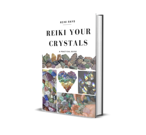 Crystal Water for Healing - Reiki Rays