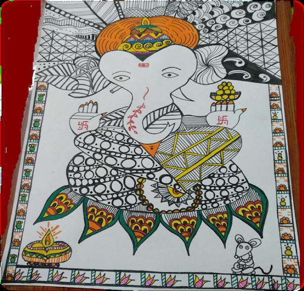 Ganesha's Success Blessings Empowerment