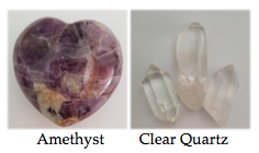 Reiki, Crystals & the Higher Chakras