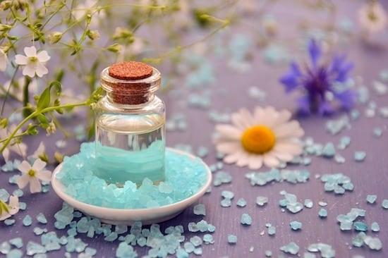 Reiki Holy Bath Method for Deep Relaxation