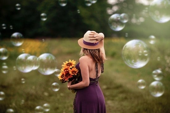 The Bubble Shower Meditation to Rejuvenate Yourself