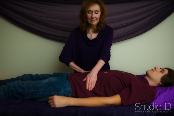 The Reiki Crystal Healing Session