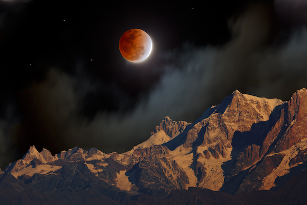 Love on 5D Earth: A Full Moon Channelled Message