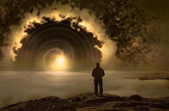In Moments of Personal Darkness the Spark of Enlightenment Is Born