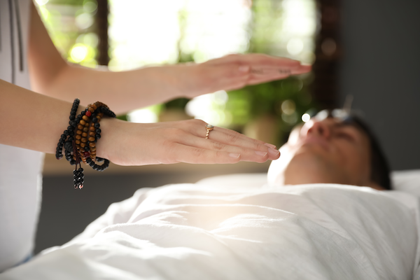 The Role of Byosen Scanning in the Reiki Session