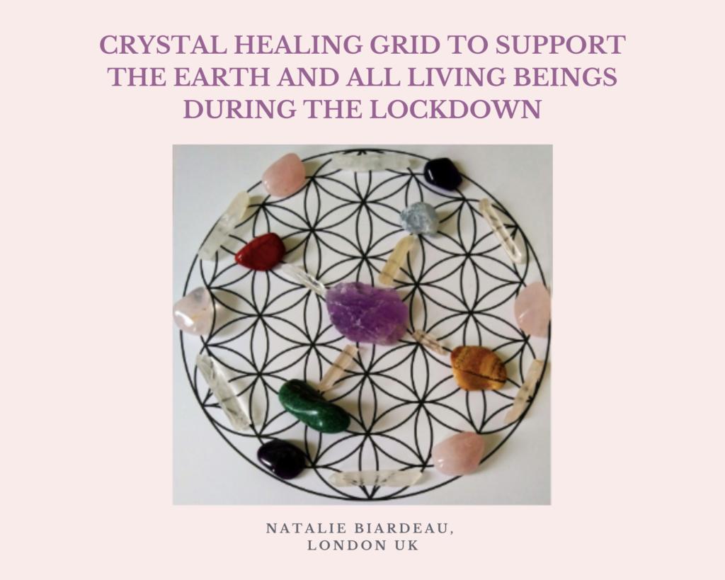 Crystal Grid como herramientas energéticas potentes