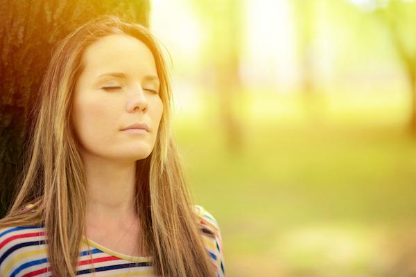 Self-Reiki Using the Three Part Breath Exercise