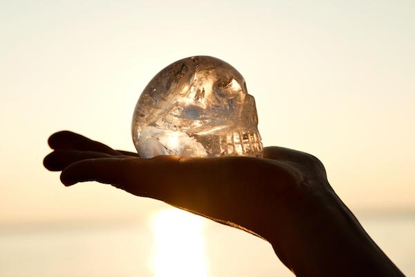 Reiki, Crystal Skulls and Yoruba Spirituality
