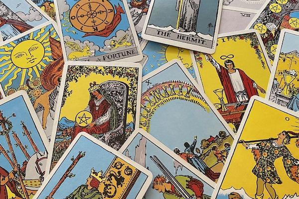 The Reiki Principles and Tarot Elements