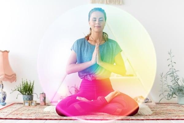 Alinee sus chakras con el poder del Reiki